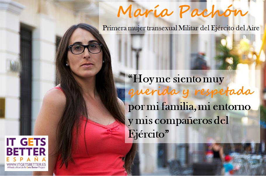 María Pachón - Dia Internacional Visibilidad Trans Marzo 31