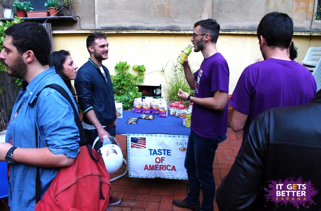 Casal Lambda 5 - Taste of America