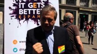 Antonio Miguel Carmona – It Gets Better España