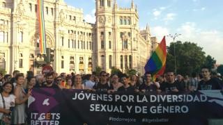 Impresiones del Orgullo LGTBI 2015 en Madrid