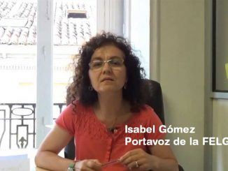 video Isabel Gomez FELGTB It Gets Better España
