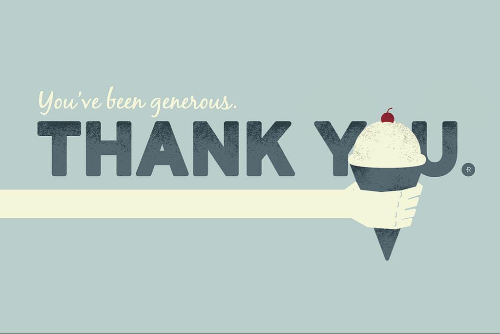 Thank you - Gracias