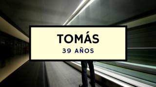 Tomás – 39 años