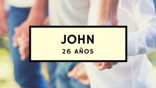John – 26 años