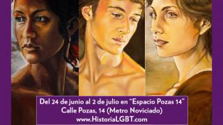 """It Gets Better España inaugurará la exposición de pintura """"Un viaje a través de la historia LGBT+"""" en Madrid"""
