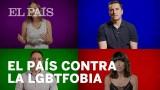 EL PAÍS contra la LGTBfobia