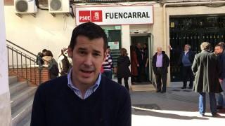 Juan Segovia, diputado del PSOE en la Asamblea de Madrid – It Gets Better
