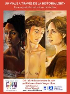 Un-viaje-a-traves-de-la-historia-LGBT-Exposicion-Noviembre-2017-Biblioteca-Madrid-JPG-768x1024