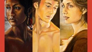 """La exposición de pintura """"Un viaje a través de la historia LGBT+"""" vuelve a Madrid"""