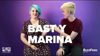 Bast y Marina – It Gets Better España + Buzzfeed España