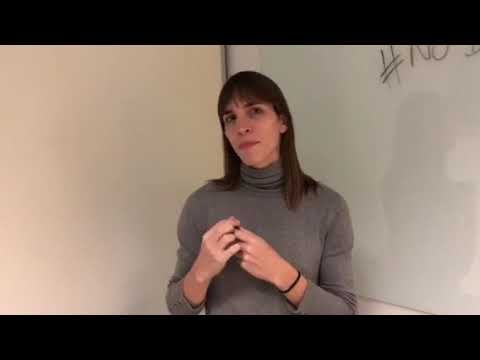 Spirit Day 2018 – Alba Palacios, Embajadora IGBE